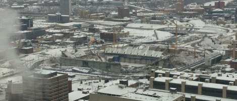 Photo of Metrodome Demolition
